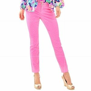 Lilly Pulitzer 'Kelly' Ankle Length Skinny Pant